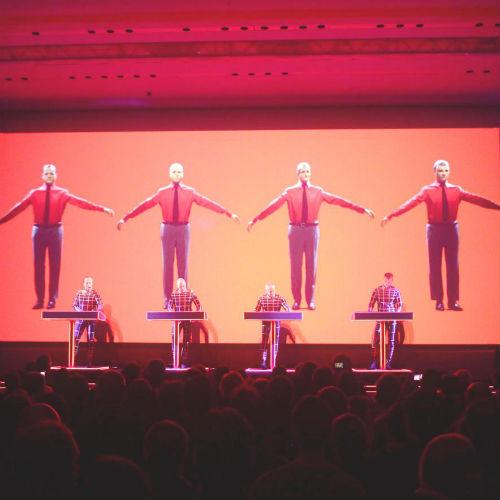 Kraftwerk to Play at Tate Modern