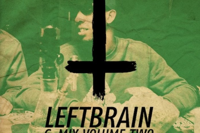 HYPETRAK Premiere: Left Brain - G-Mix Volume 2 (A Check Yo' Ponytail Mixtape)