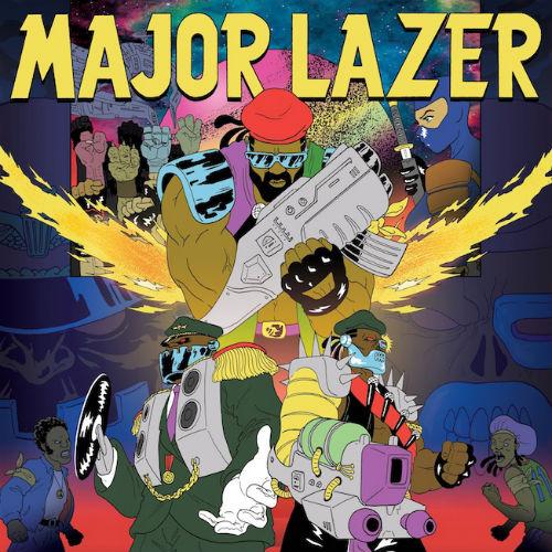 Major Lazer Shares Album Tracklist