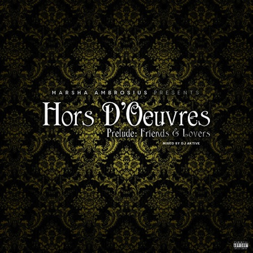 Marsha Ambrosius – Hors D'Oeuvres EP