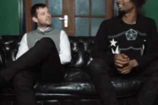 Mike Skinner & Danny Brown - Back & Forth (Part 1)