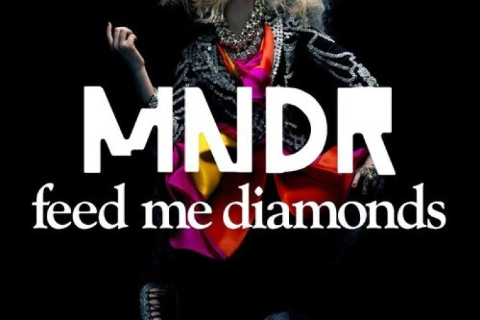 MNDR - Feed Me Diamonds (RAC Remix)