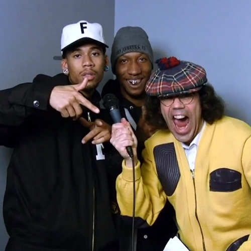 Nardwuar vs. MellowHype