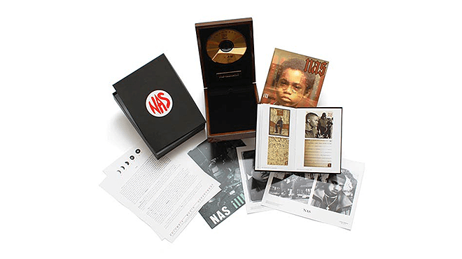 nas to re release illmatic