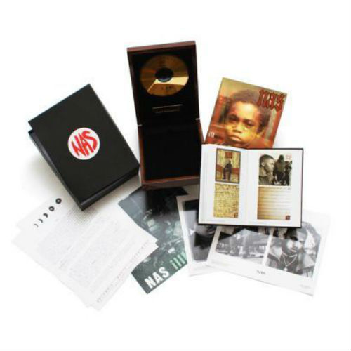 Nas to Re-Release Illmatic