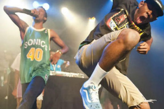 UPDATE:  Odd Future Accused of Attacking Fan On Stage, Claim Accuser Threw First Punch