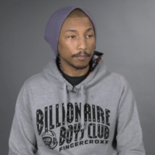 Pharrell Talks About New Albums by Tyler, the Creator & Miley Cyrus