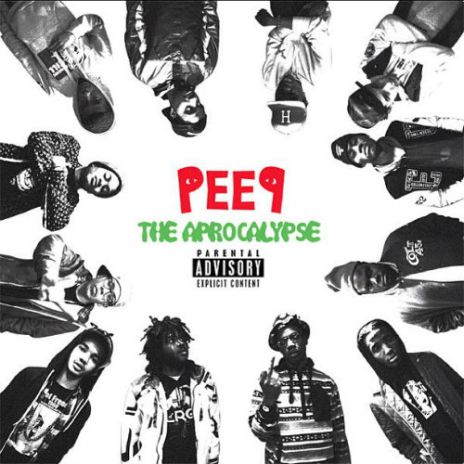 Pro Era - PEEP: The Aprocalypse (Cover Art)
