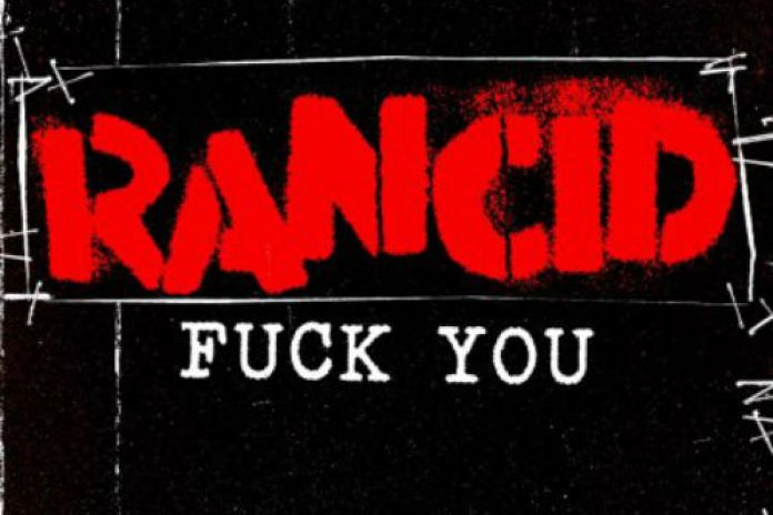 Rancid – F*ck You