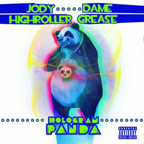 Riff Raff & Dame Grease - Hologram Panda (Mixtape)