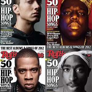 Rolling Stone Reveals Its '50 Greatest Hip-Hop Songs of All Time' List