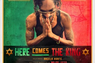Snoop Lion featuring Angela Hunte – Here Comes The King  (Produced by Major Lazer)