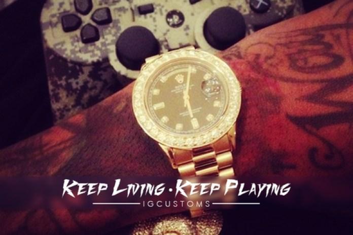 Soulja Boy – Keep Living Keep Playing (EP)