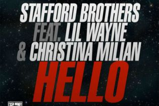 Stafford Brothers featuring Lil Wayne & Christina Milian – Hello