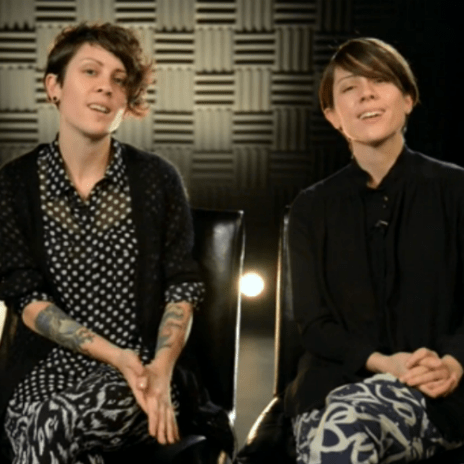 Tegan and Sara – Time After Time (Cyndi Lauper Cover)