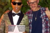 Terry Richardson Photographs Kanye West, Pharrell Williams & More During Book Signing in Miami