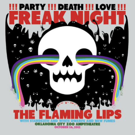 "The Flaming Lips ""Freak Night"" Concert Film Trailer (NSFW)"