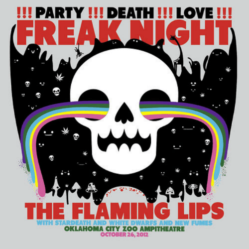 "The Flaming Lips ""Freak Night"" Concert Film Trailer (NSFW)"