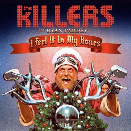 The Killers - I Feel it in My Bones