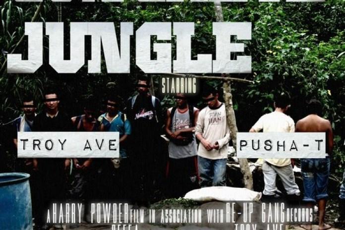 Troy Ave featuring Pusha T - Concrete Jungle