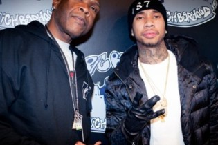 Tyga featuring Rick Ross - 187
