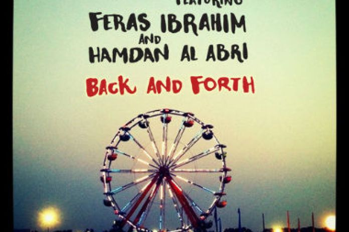 Wriggly Scott featuring Feras Ibrahim & Hamdan Al Abr - Back and Forth