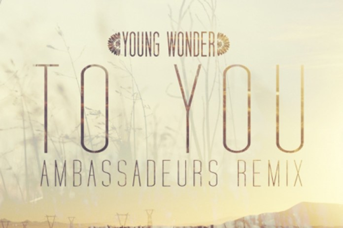 Young Wonder - To You (Ambassadeur's Remix)