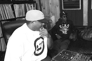Behind the Scenes: Joey Bada$$ and DJ Premier Prepare New Single