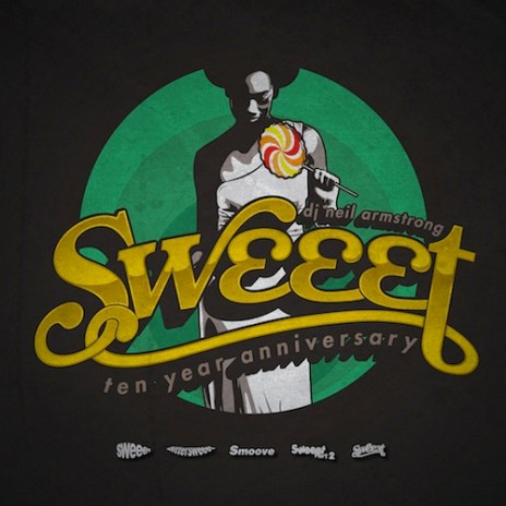 DJ Neil Armstrong - Sweeet Part 3
