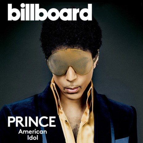 Prince Covers Billboard Magazine