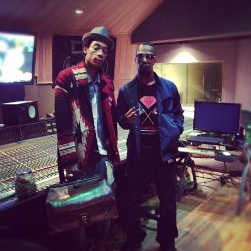 Juicy J featuring Wiz Khalifa - In The Stars