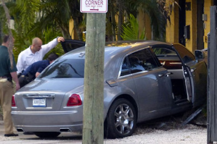 Rick Ross Reportedly Involved in Car Accident After Being Shot At