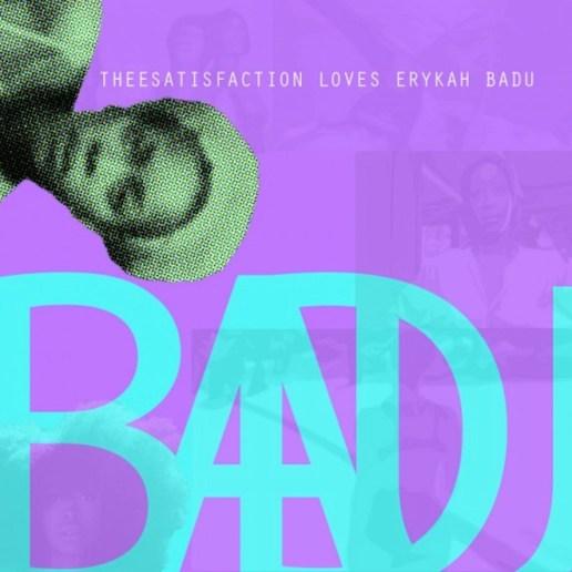 THEESatisfactions - Erykah Badu Tribute (Mixtape)