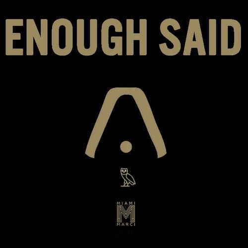 Aaliyah featuring Drake - Enough Said (Miami Marci Remix)