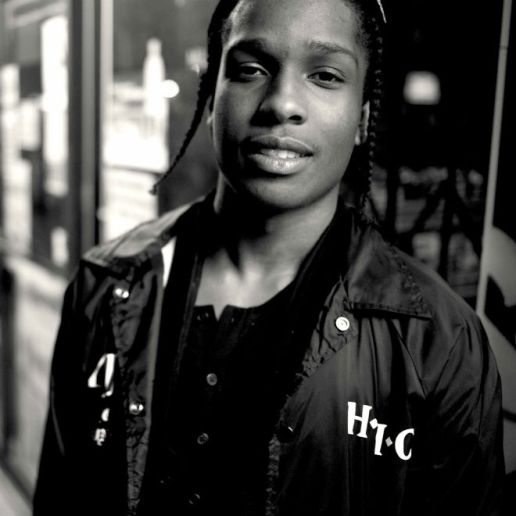 A$AP Rocky featuring Trey Songz - Same B*tch