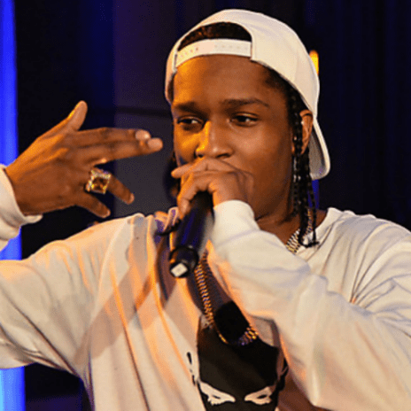 A$AP Rocky - Goldie (Live at Radio 1's Future Festival)