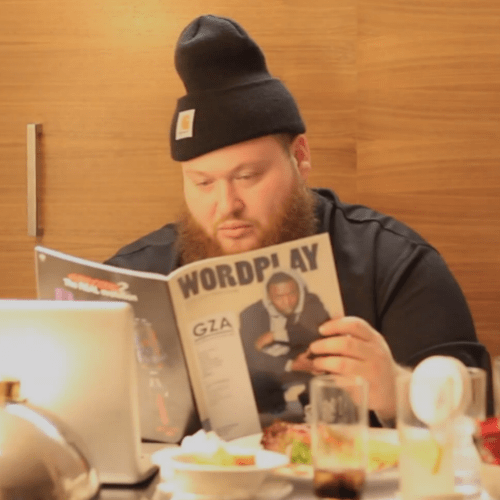 Action Bronson Interview with Wordplay TV