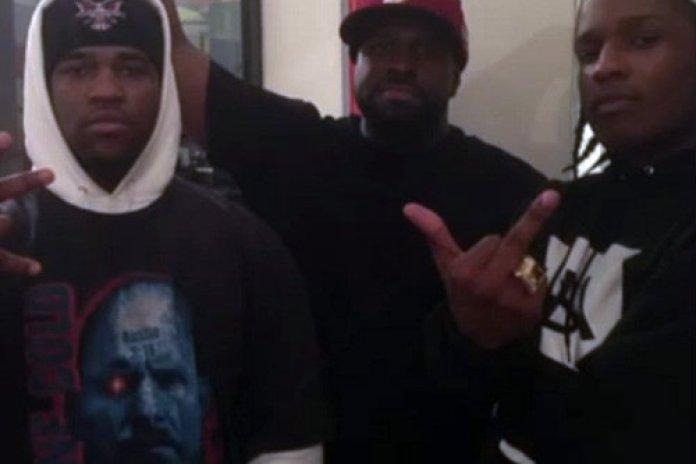 A$AP Rocky & A$AP Mob - 'Funk Flex' Freestyle