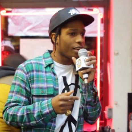 A$AP Rocky 'Long.Live.A$AP' Listening Session In Harlem