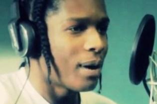 A$AP Rocky - 'Clique' Freestyle