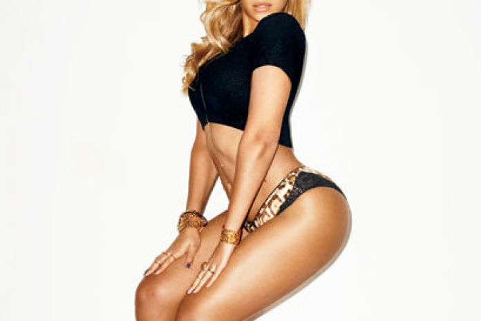 Beyoncé's GQ Photo Shoot (Photos)