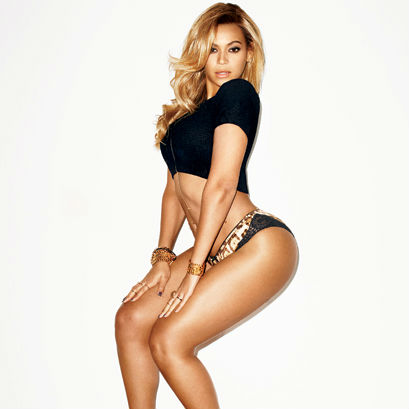 Beyoncé's GQ Photo Shoot (Photos)