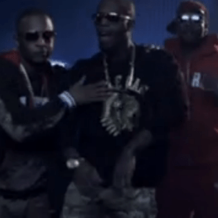 B.o.B featuring T.I. & Juicy J – We Still In This B*tch