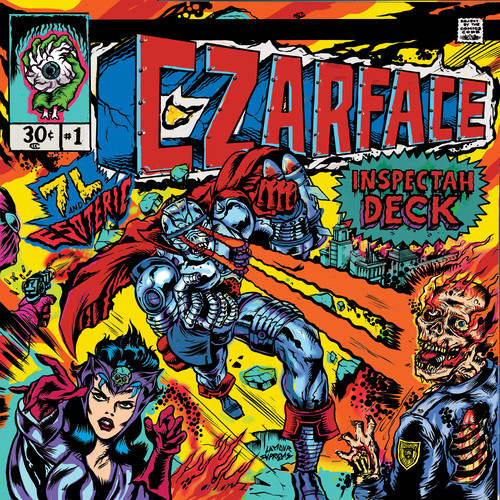 Czarface (Inspectah Deck + 7L & Esoteric) featuring Oh No - Czar Refaeli