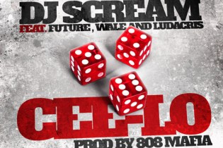 DJ Scream featuirng Future, Wale & Ludacris - Cee-Lo