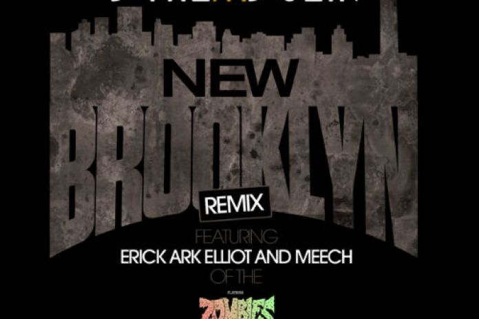 DyMe-A-DuZiN featuring Flatbush Zombies & The Underachievers - New Brooklyn (Remix)