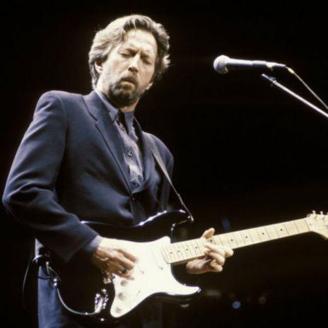 Eric Clapton Announces New Album, 'Old Sock'