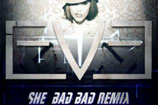 Eve featuring Pusha T & Juicy J – She Bad Bad (Remix)