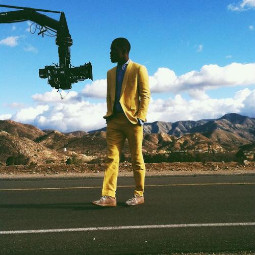 Frank Ocean - Forrest Gump (Behind the Scenes Pics)