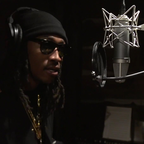 Future Freestyles Over TNGHT Production